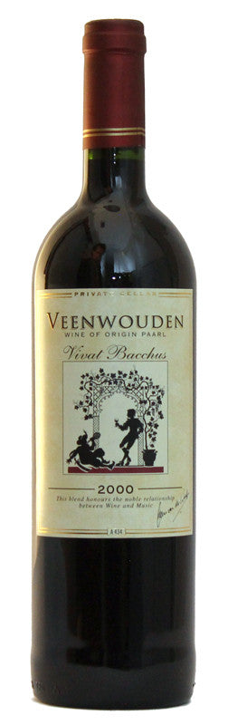 Veenwouden Private Cellar Vivat Bacchus 2000