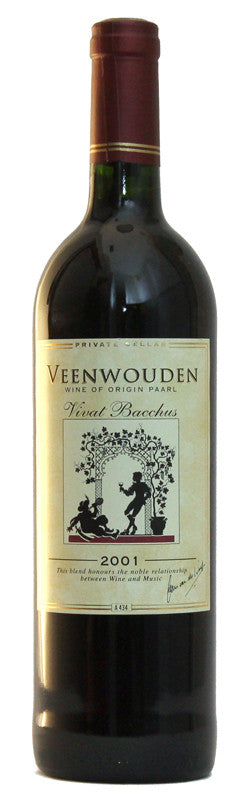 Veenwouden Private Cellar Vivat Bacchus 2001