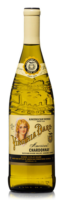 Virginia Dare Chardonnay Russian River Valley 2014