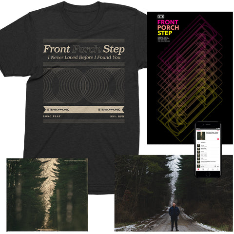 "Front Porch Step ""Disc Face"" T-Shirt Bundle"