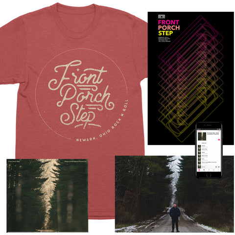 "Front Porch Step ""Retro"" T-Shirt Bundle"