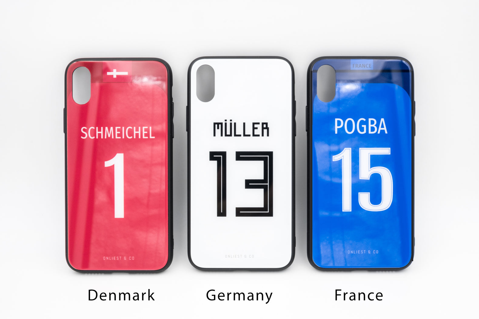 World Cup England iPhone Case