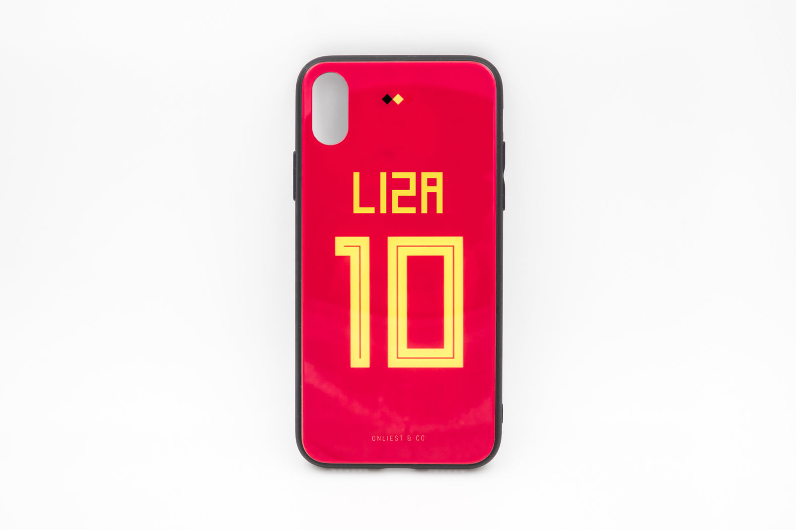 World Cup Belgium iPhone Case