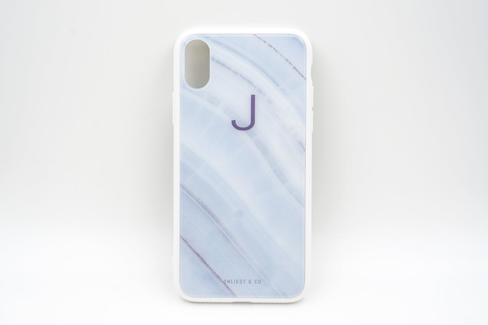 Azur Marble Case (Glossy Glass)