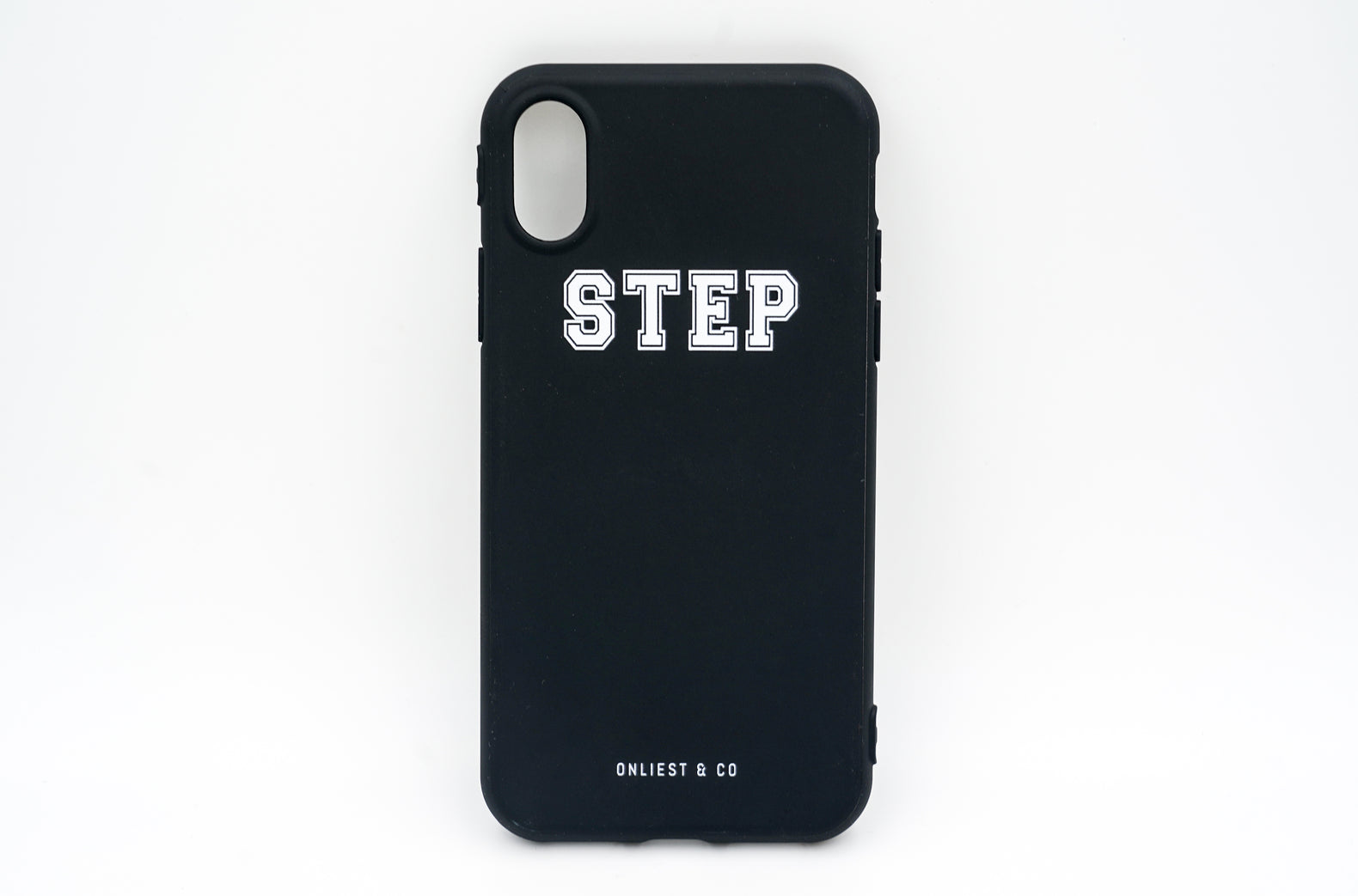 Initial Case (Smooth Matte Finish) - iPhone
