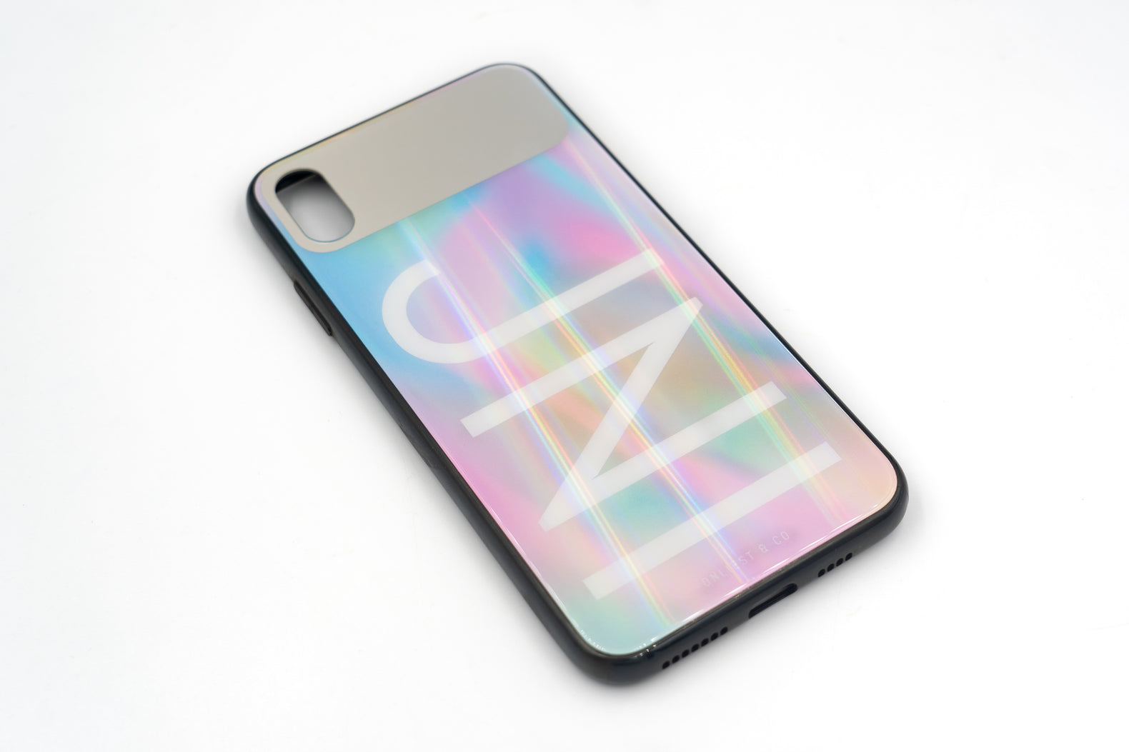 Holographic Mirror Case