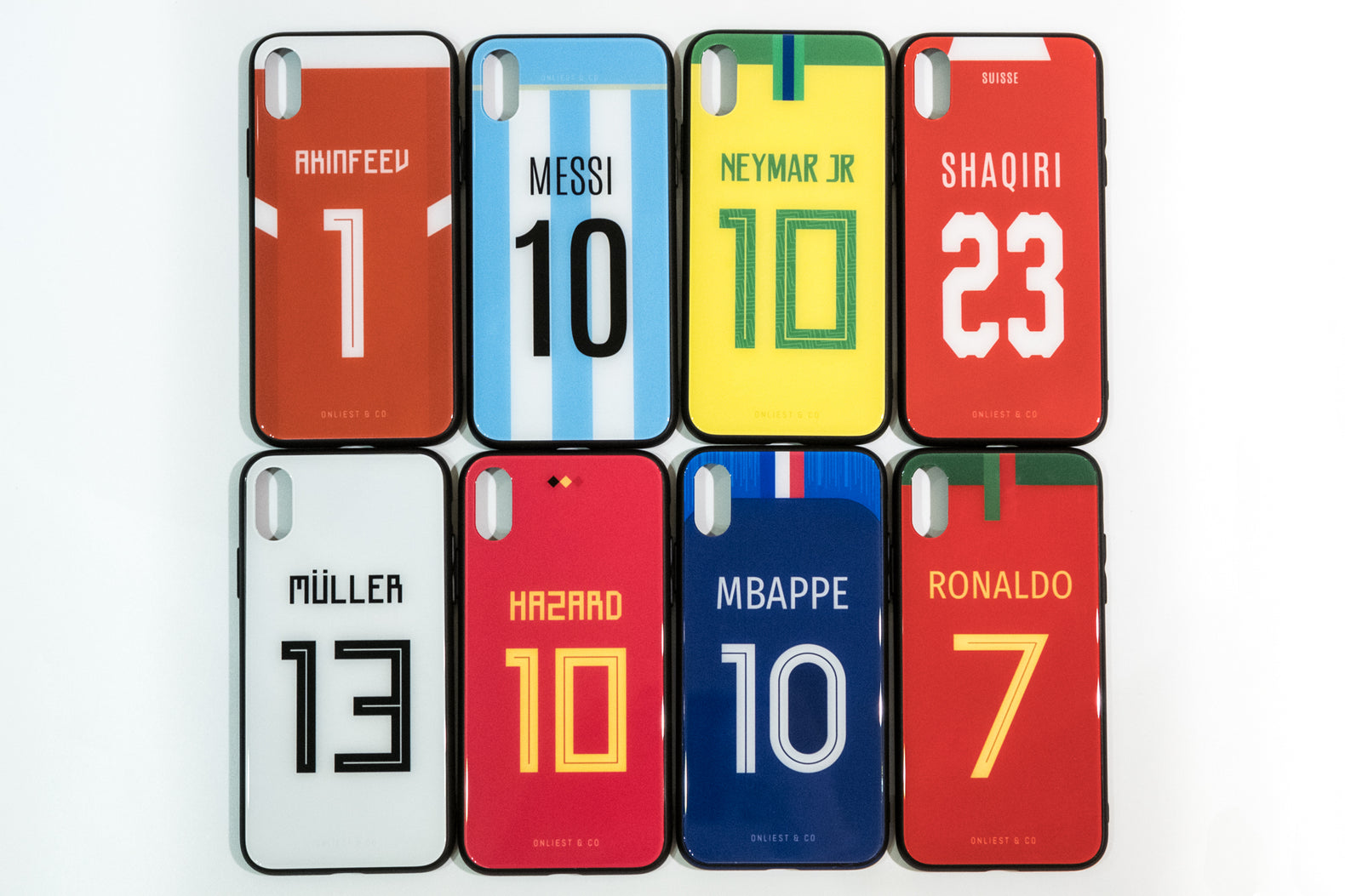 World Cup Columbia iPhone Case