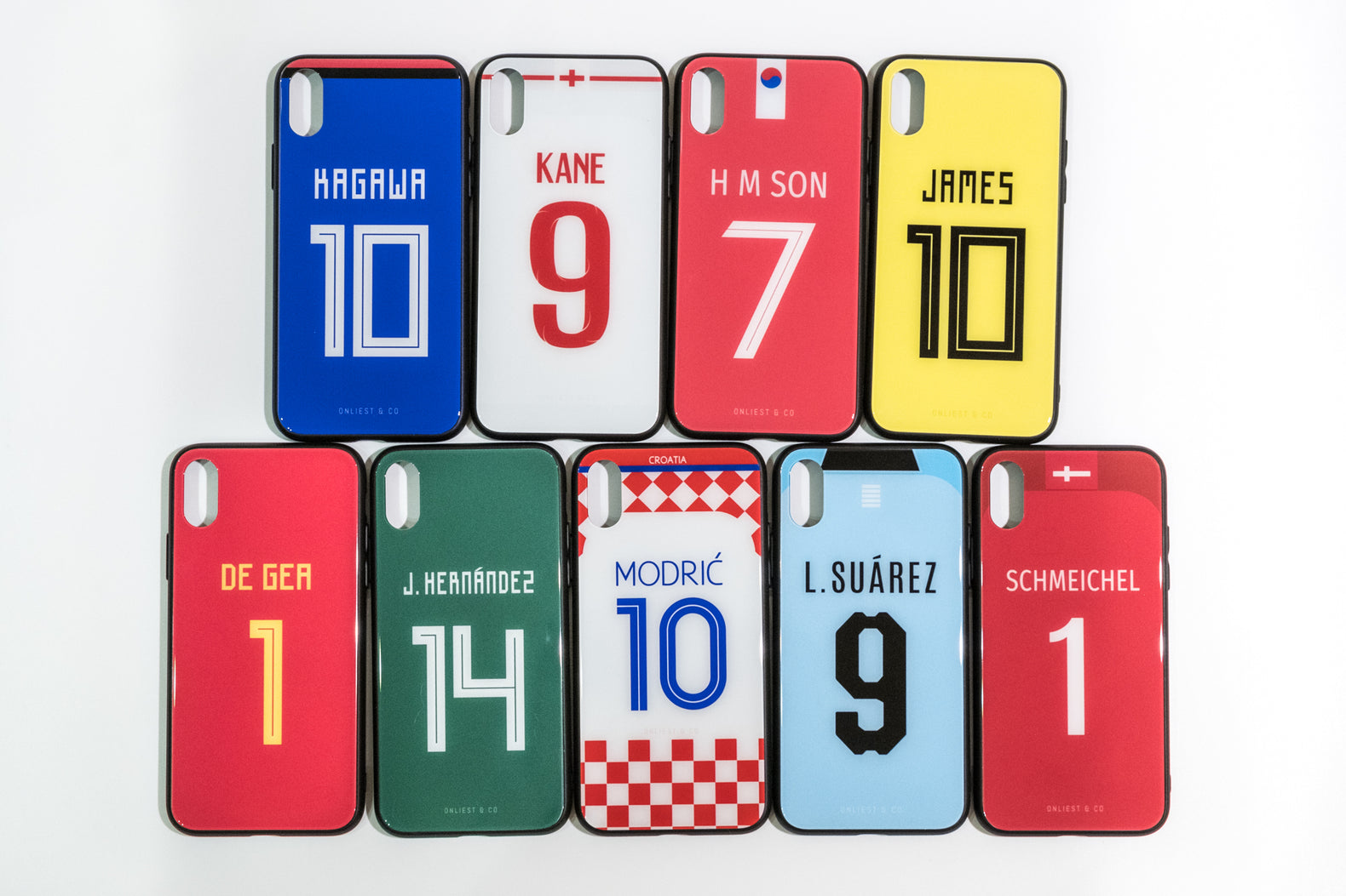 World Cup Denmark iPhone Case