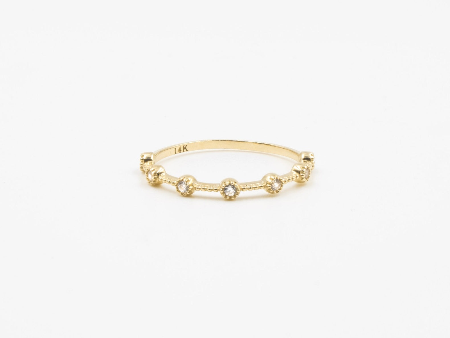 Gold Tinkling Ring