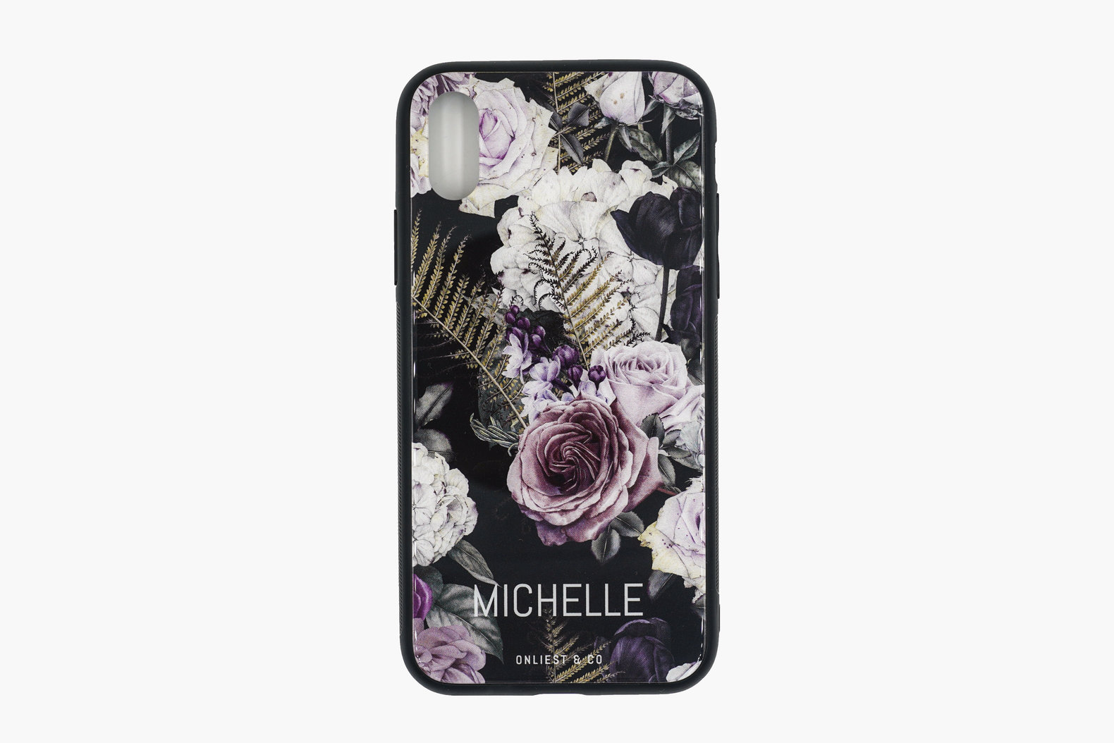 Floral Case - iPhone
