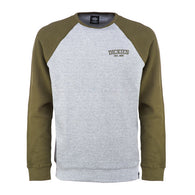 DICKIES HICKORY RIDGE SWEATSHIRT DARK OLIVE