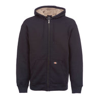 DICKIES SHERPA LINED FLEECE BLACK