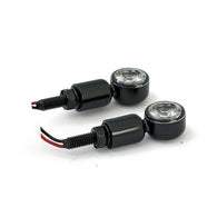MC1 LED TURN SIGNALS BLACK