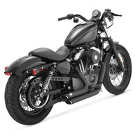Vance&Hines SHORTSHOTS STAGGERED, 2 1/8 INCH