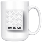 Best Day Ever Polaroid Personalized Mug - 15 oz - Simone's Nook