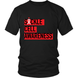 Sickle Cell Disease Awareness Unisex T-Shirt - Sickle Cell Awareness - Simone's Nook