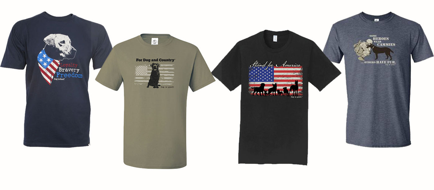 Paws of Honor Collection