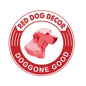 Red Dog Decor