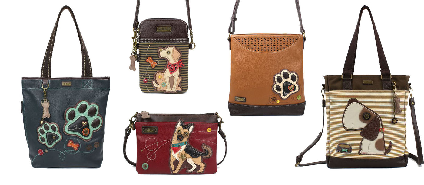 Dog Lover Handbags