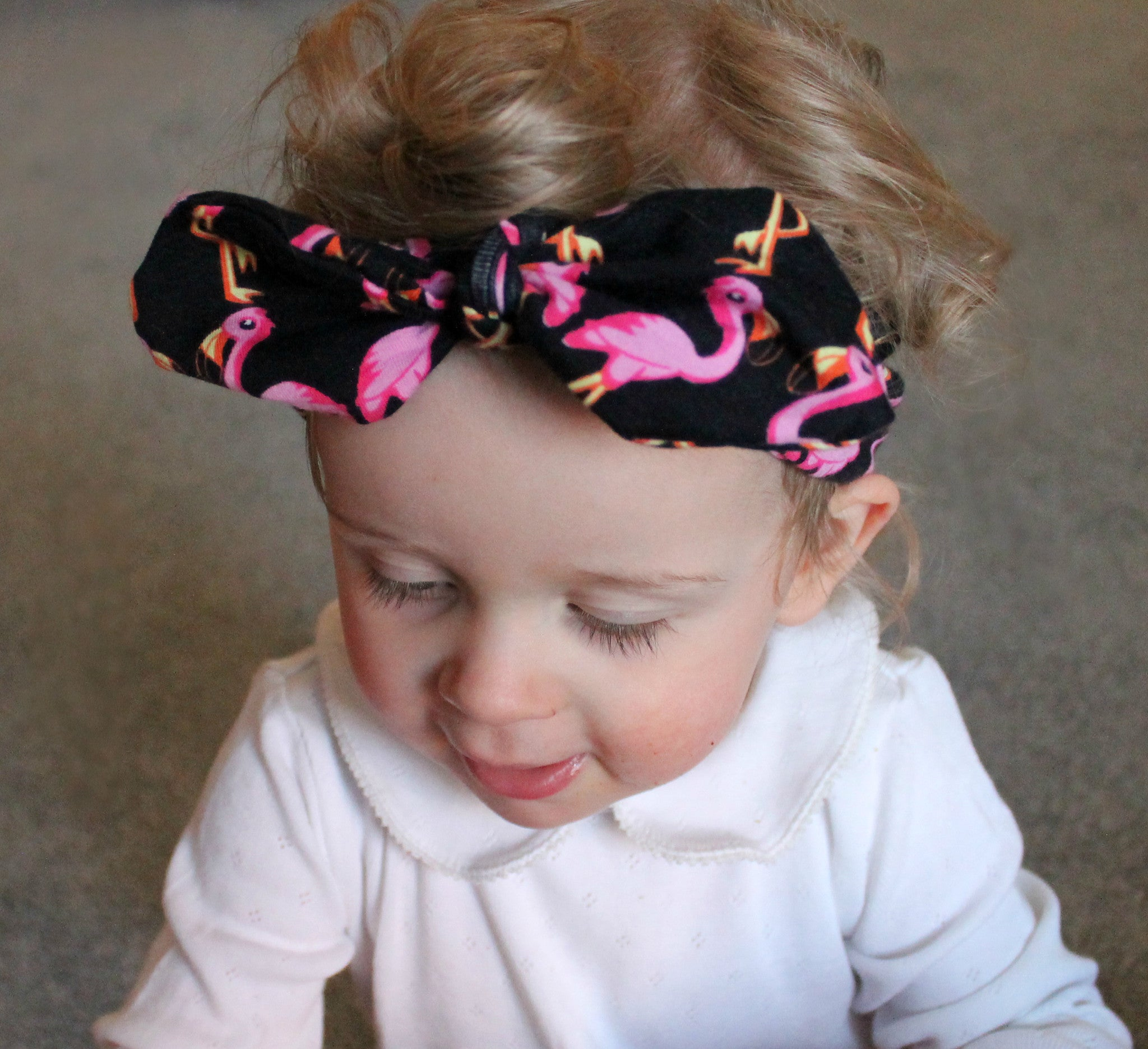 Tie knot Headband (In a fabric of your choice)