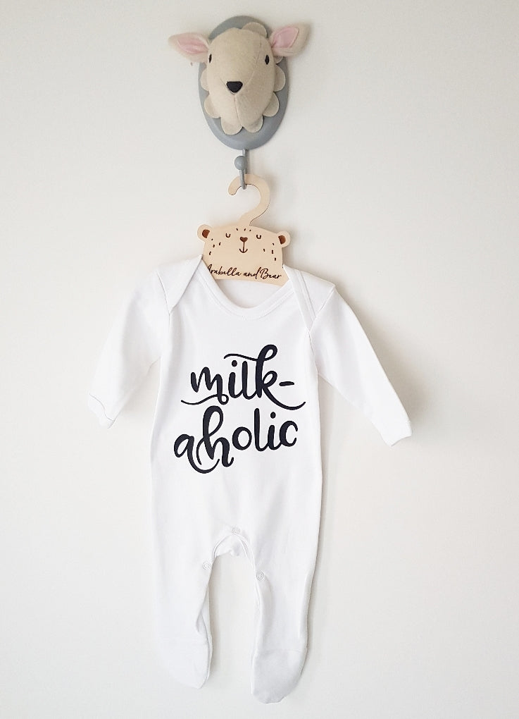 Milk - Aholic - Unisex - all in one - loungewear