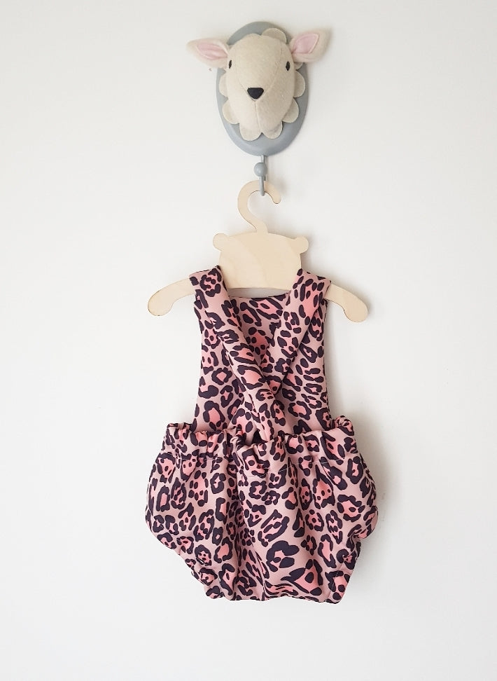 Nahla bubble romper