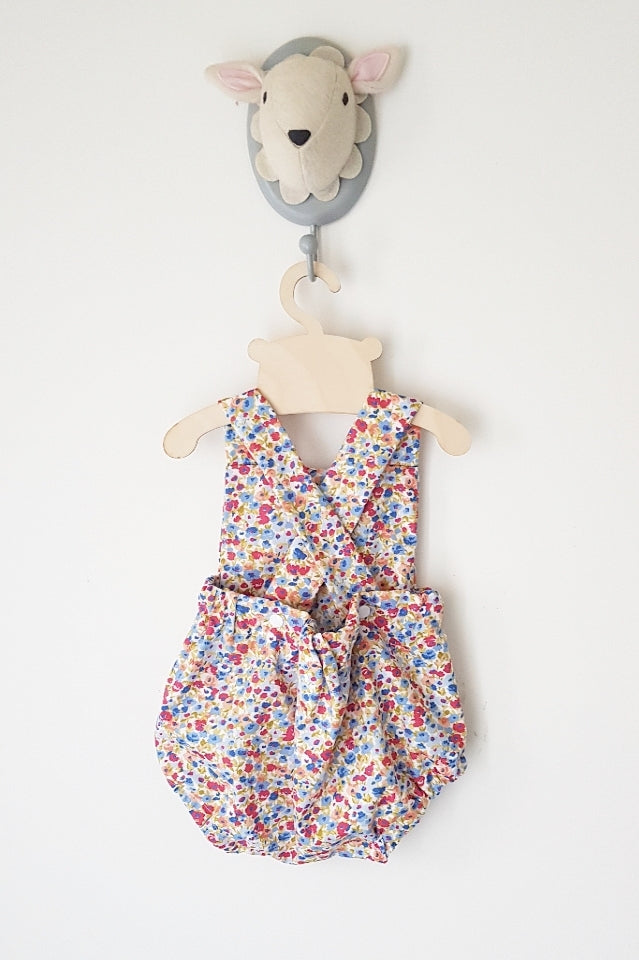 Beatrix bubble romper