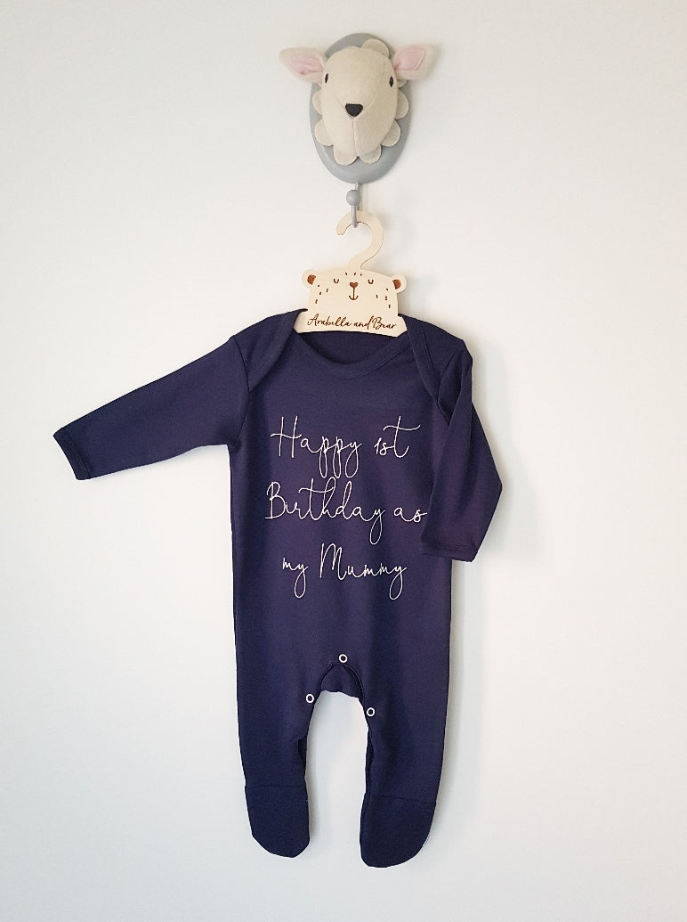 Write your own sleepsuit