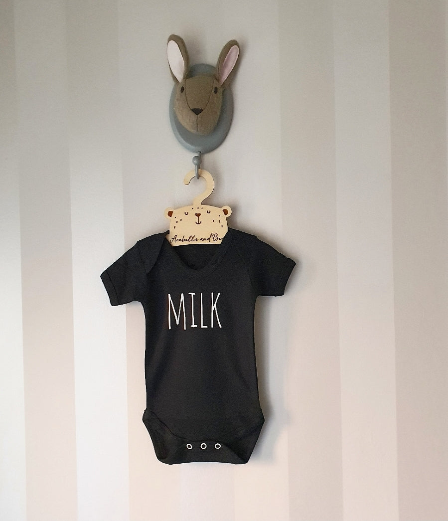 Mono milk gift set - bodysuit and blanket