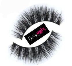 DAY STAR- Real Mink Natural Full False Eyelashes