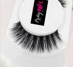 Heir- Real Siberian Mink Strip Lashes