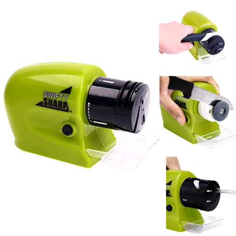 Smart Sharp™ Multifunction Automatic Knife Sharpener