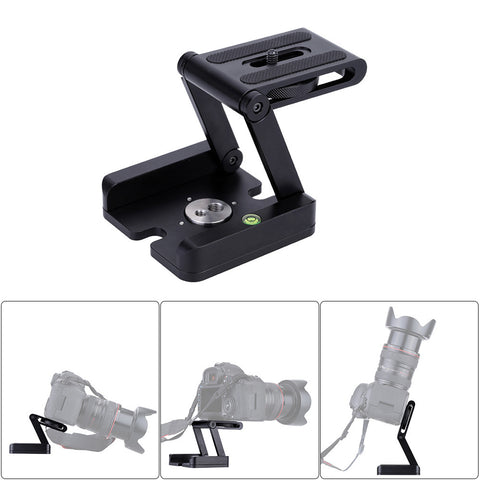 NEW Aluminium Z-Pan Flex TILT Tripod Head