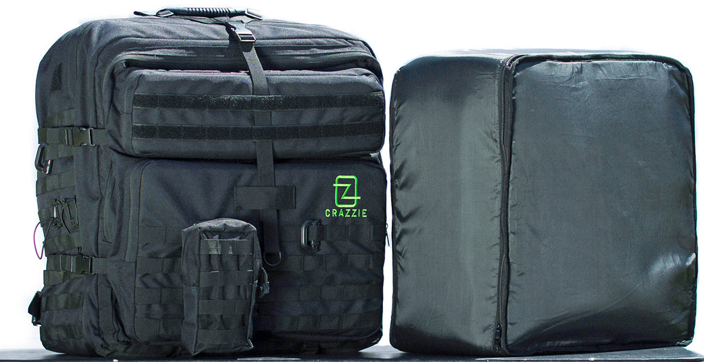 GTR-1 Backpack with Softshell & Velcro Divider Set - Preorder