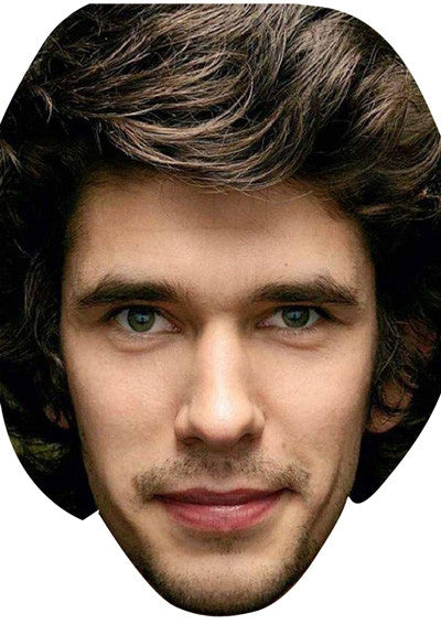 Ben Whishaw Bond 2018 Celebrity Face Mask FANCY DRESS HEN BIRTHDAY PARTY FUN STAG DO HEN