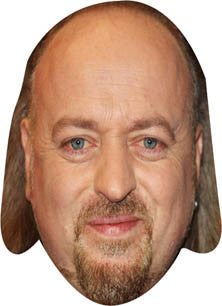 Bill Bailey Celebrity Comedian Face Mask FANCY DRESS BIRTHDAY PARTY FUN STAG HEN