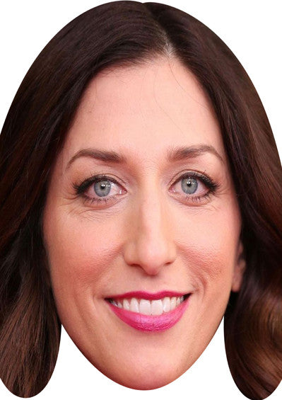 Chelsea Peretti Celebrity Face Mask FANCY DRESS HEN BIRTHDAY PARTY FUN STAG DO HEN