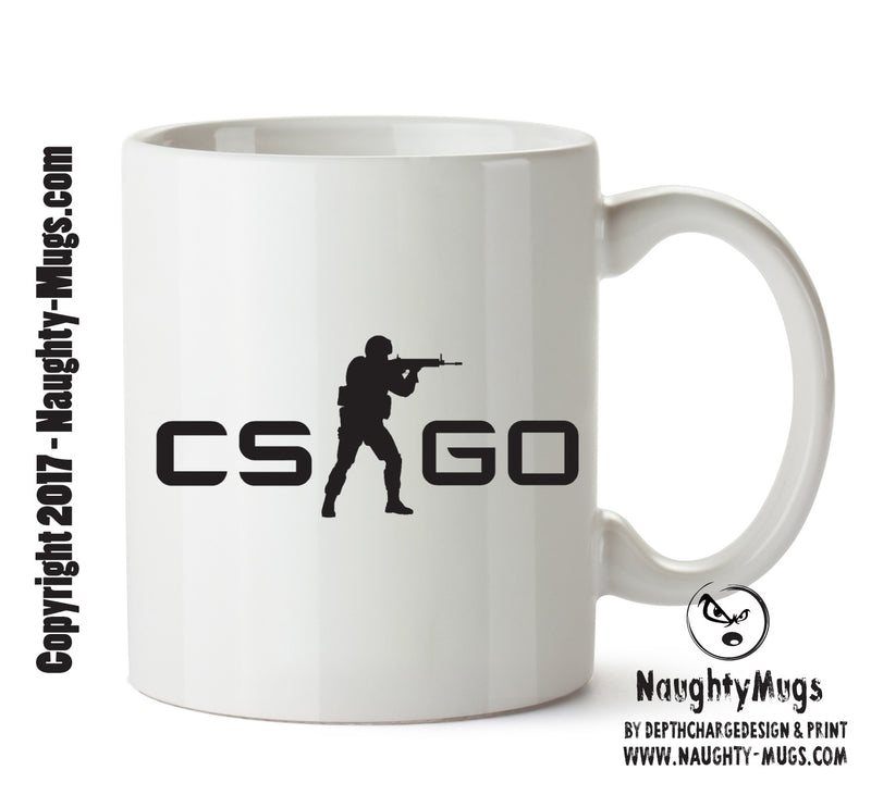 Counter Strike Global Offensive - Gaming Mugs