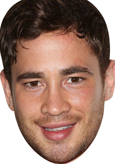 Danny Cipriani Rugby 2018 Celebrity Face Mask FANCY DRESS HEN BIRTHDAY PARTY FUN STAG DO HEN