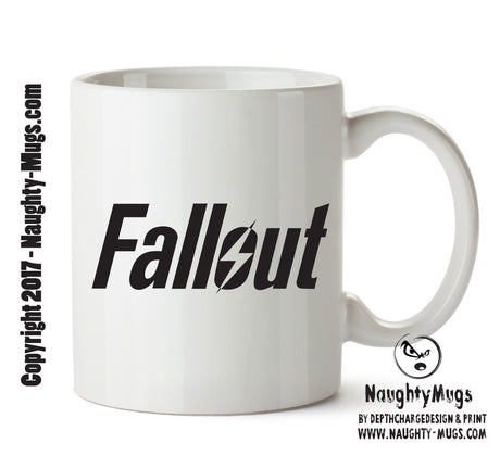 Fall Out - Gaming Mugs