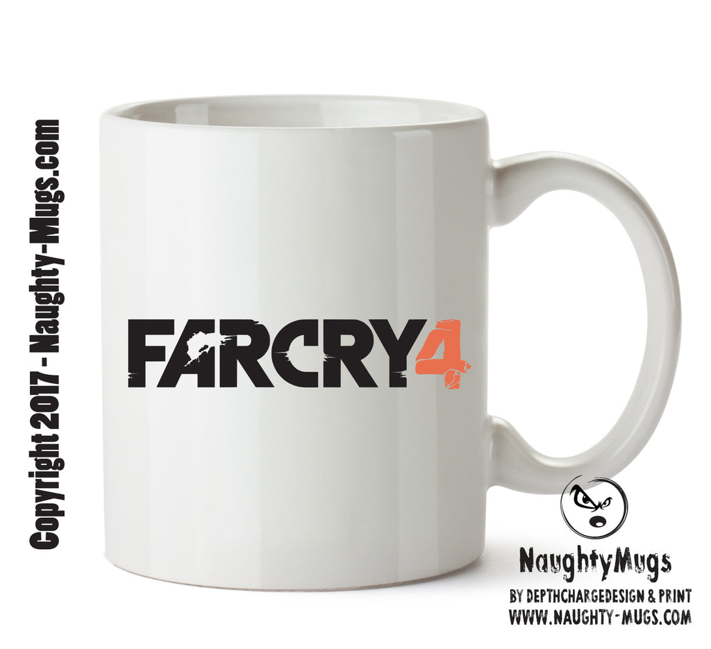 FarCry 4 - Gaming Mugs
