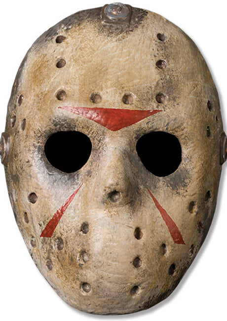 Jason Voorhees Hockey Face Mask Celebrity Face Mask FANCY DRESS HEN BIRTHDAY PARTY FUN STAG DO HEN