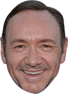 Kevin Spacey Celebrity Comedian Face Mask FANCY DRESS BIRTHDAY PARTY FUN STAG HEN