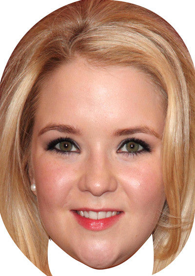 Lorna Fitzgerald AKA Abbi Branning 2018 Celebrity Face Mask FANCY DRESS HEN BIRTHDAY PARTY FUN STAG DO HEN