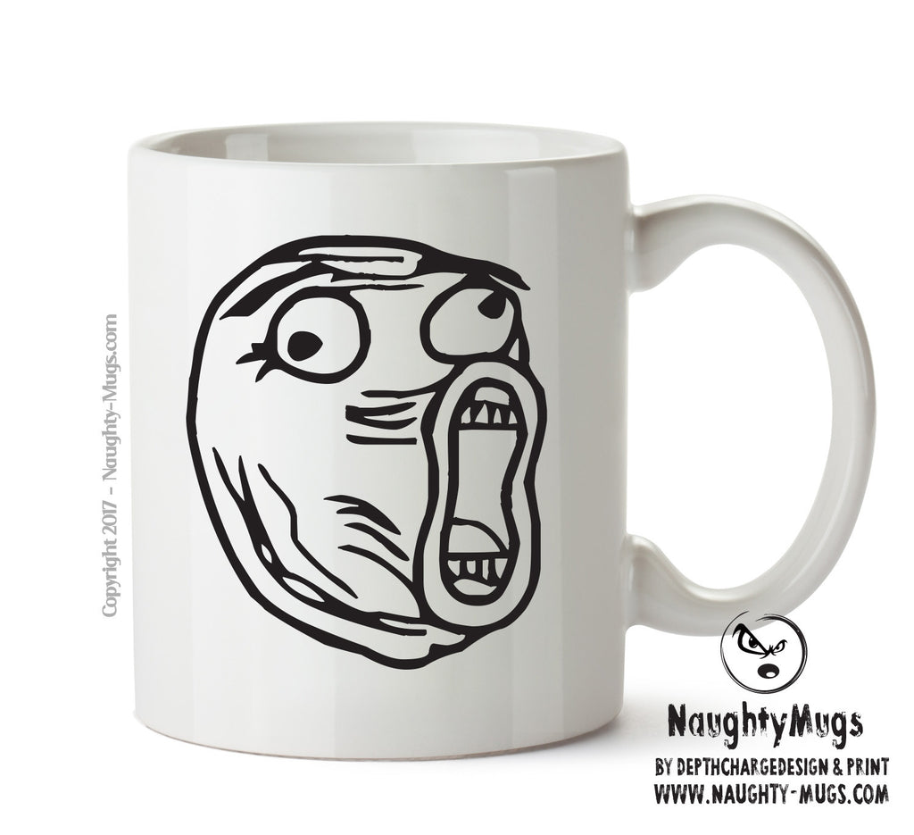 Custom Inspired By MEME 13 Mug Personalised Cartoon Funny Kids Adult Mug