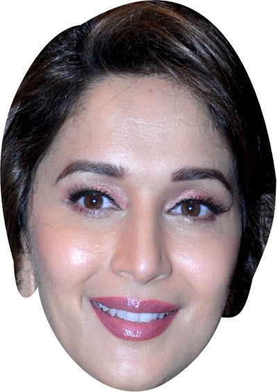 Madhuri Dixit Bollywood Face Mask