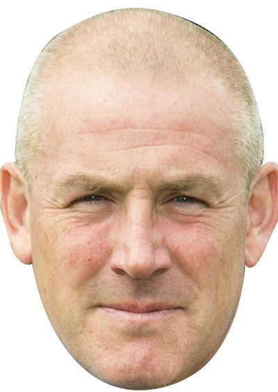 Mark Warburton Glasgow Manager SPORTS Celebrity Face Mask FANCY DRESS HEN BIRTHDAY PARTY FUN STAG DO HEN