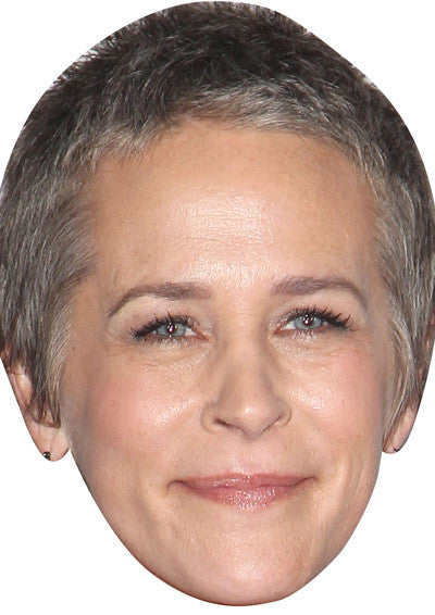 Melissa Mcbride Walking Dead 2018 Celebrity Face Mask FANCY DRESS HEN BIRTHDAY PARTY FUN STAG DO HEN