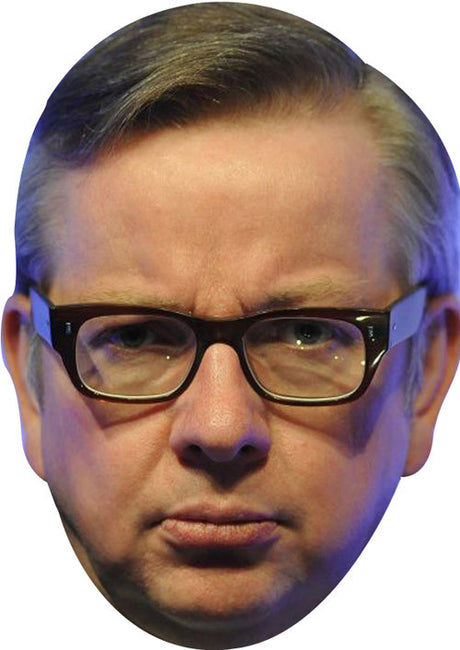 Michael Gove Politican NEW  2017 Face Mask Politician Royal Government Party Mask