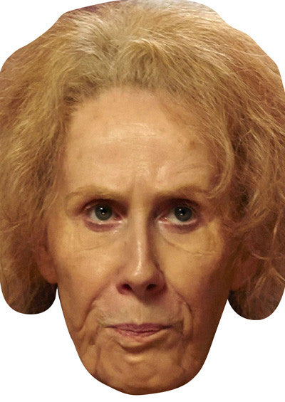 Nan Catherine Tate TV STARS 2018 Celebrity Face Mask FANCY DRESS HEN BIRTHDAY PARTY FUN STAG DO HEN